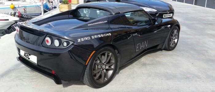 Tesla Roadster  74.950€