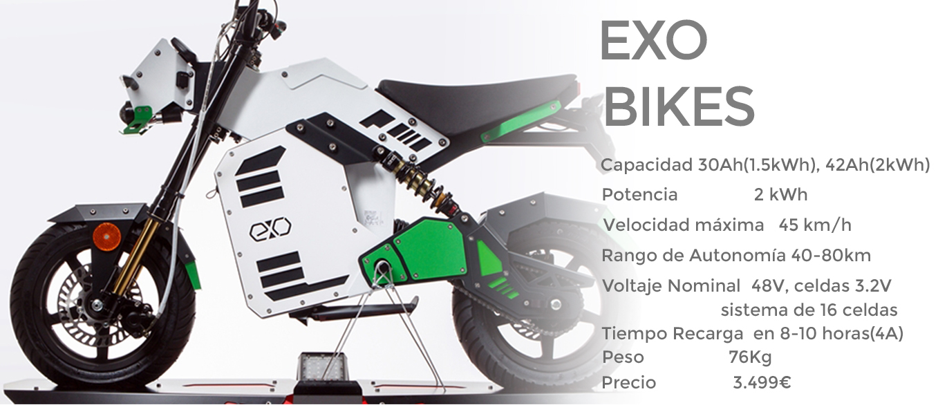 exo bikes