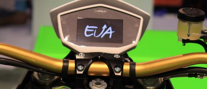 ENERGICA EVA
