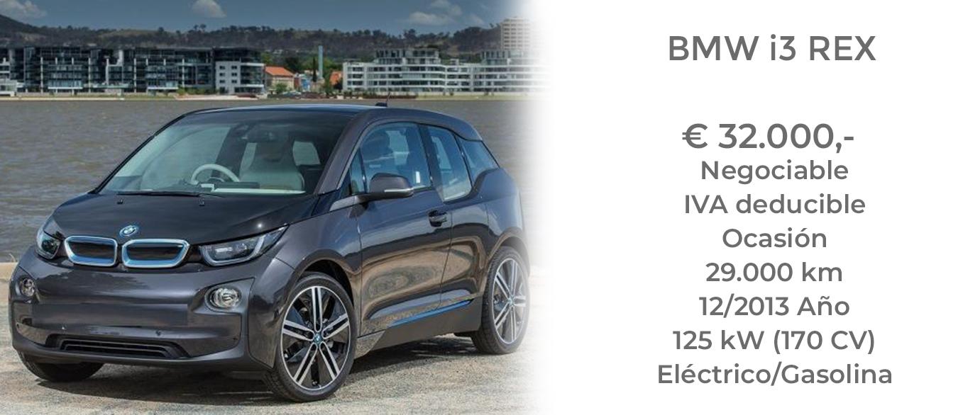 BMW i3 REX 32.000€