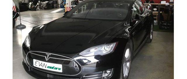 Tesla Model S Autopilot 58.500€